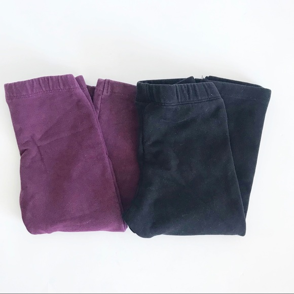 d0c4f8baa66be H&M Bottoms   Hm Sweat Jersey Leggings Bundle   Poshmark